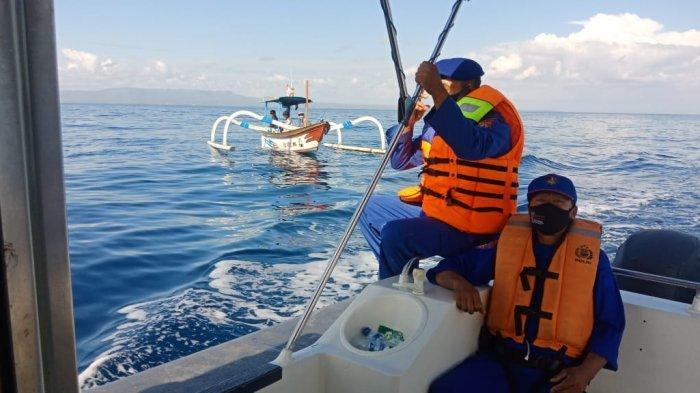 Antisipasi Hal Tidak Diinginkan, Polair Polres Karangasem Gelar Patroli Laut 15 Kali Dalam Sebulan