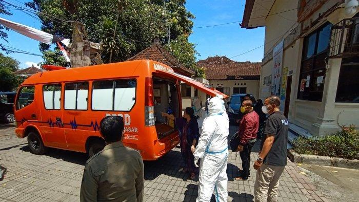 Satuan Polisi PP Kota Denpasar Amankan Dua Wanita ODGJ Asal Tangerang Selatan dan Jawa