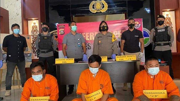 Empat Kali Masuk Bui, Satuan Resnarkoba Polres Klungkung Ancam Residivis Narkoba Semal Hukuman Mati