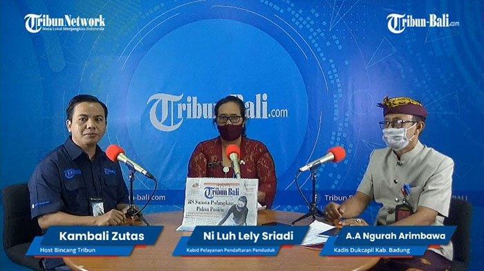 3 Persen Penduduk Wajib e-KTP di Denpasar Belum Lakukan Perekaman