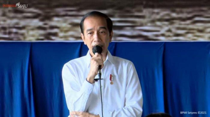 Presiden Jokowi: Saya Tak Terbiasa Merayakan Ulang Tahun, Apalagi Ada Pandemi