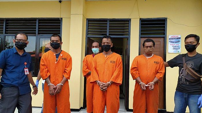 Sebelum Jaga Posko Covid-19, Made Darma Lakukan ini di Kebun, Berakhir di Tahanan Polisi