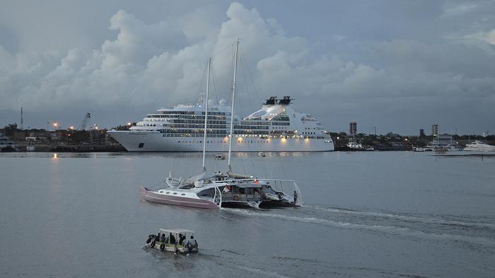 Rp 50 Miliar Tingkatkan Layanan Wisatawan Kapal Pesiar di Pelabuhan Benoa