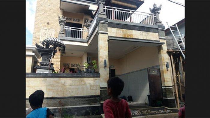 Satu Rumah di Denpasar Terbakar, Diduga Api Berasal dari Puntung Rokok yang Menyala