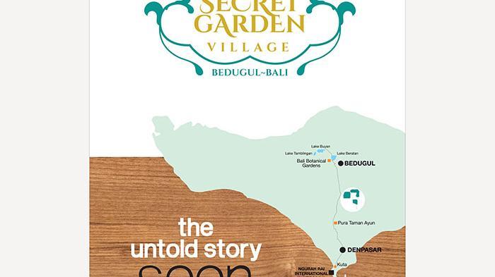 Secret Garden Village Bedugul Siap Jadi Destinasi Baru Wisata Bali
