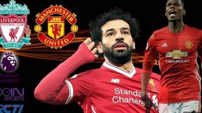 Liverpool Vs Man United Malam Ini, Cek Jam dan Jadwal Lengkap Liga Inggris