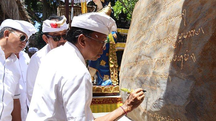 Karya Segara Kertih di Pura Kahyangan Jagat Er Jeruk Digelar Kembali Setelah 30 Tahun Silam