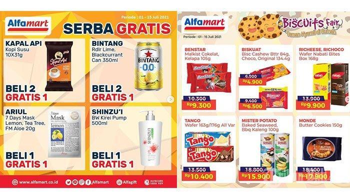 Promo Alfamart 15 Juli 2021, Promo Susu, Deterjen Potongan Langsung Rp10 Rb, Shinzui Beli 1 Gratis 1