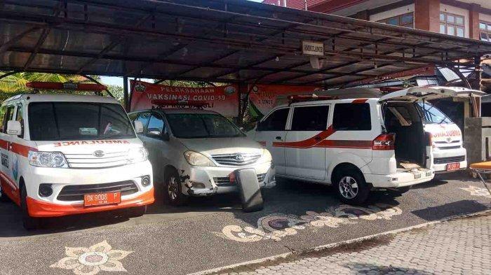 RSU Bangli Tambah Dua Ambulans Jenazah