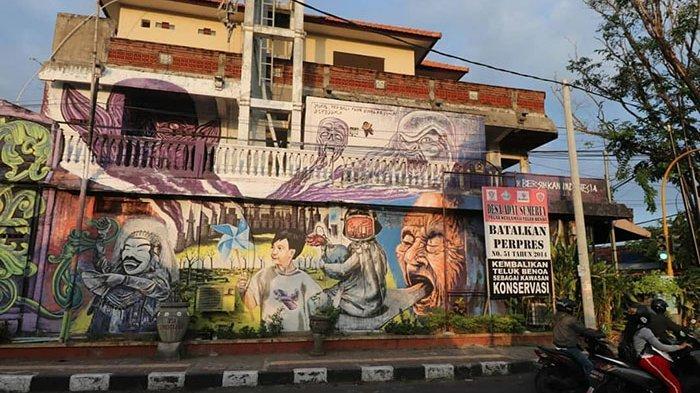 Menuju Bali Yang Binal #9, Komunitas Pojok Gelar SawerNite