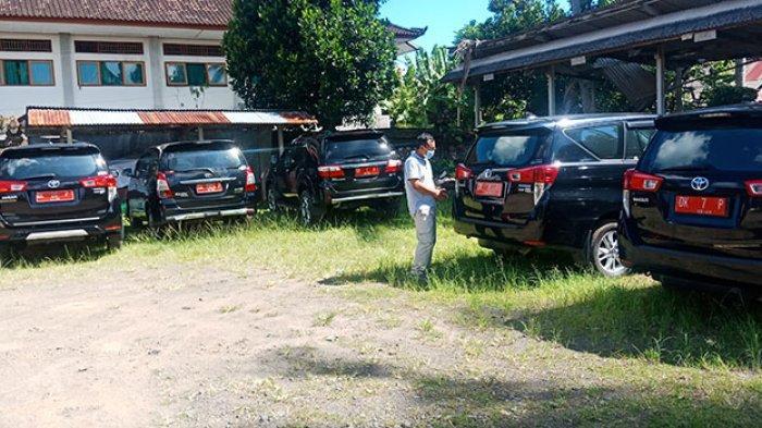 Pimpinan DPRD Bangli Kembalikan Mobil Dinas, Gantinya Dapat Tunjangan Transportasi Rp 11 Juta/Bulan