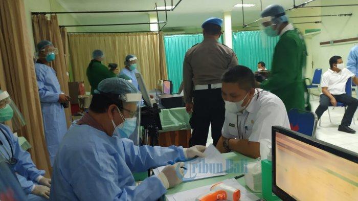 Punya Tekanan Darah Tinggi, Bupati Hingga Ketua DPRD Buleleng Belum Divaksin Covid-19