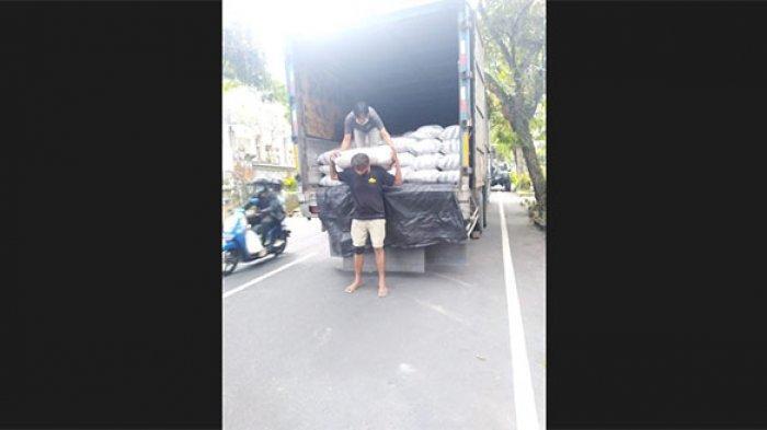 Kemensos Gelontorkan 3.000 Paket Beras untuk Masyarakat Bangli Terdampak PPKM