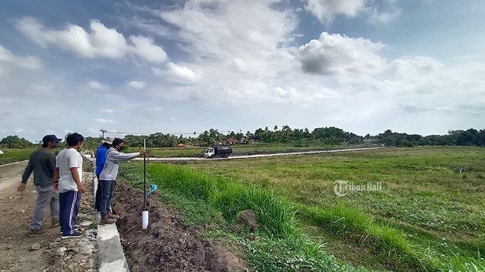 Setelah Mangkrak 33 Tahun, LC Sanggulan 74,31 Hektare Akhirnya Mulai Digarap