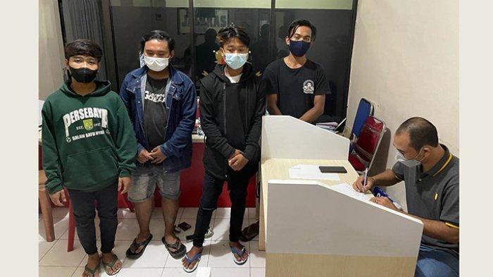 Dipicu Salah Paham Berujung Bentrok, Dua Kelompok Pemuda Diamankan Polres Tabanan