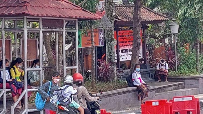 PTM di Gianyar, Angkot Gratis Masih Tahap Penyesuaian Jam Belajar Siswa