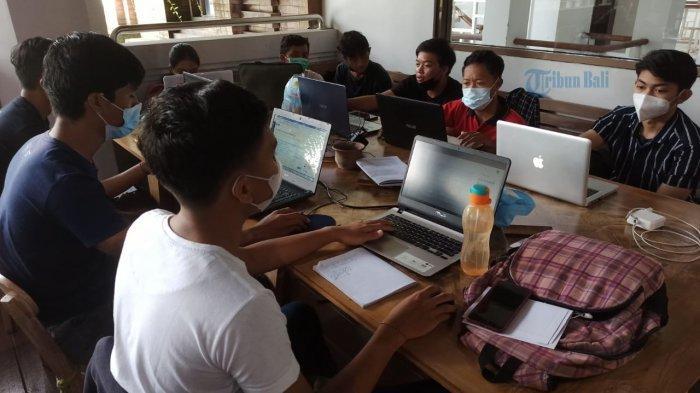 Siswa di Badung Bali Disarankan Luring Jika Tak Bisa Ikuti Ujian SekolahOnline