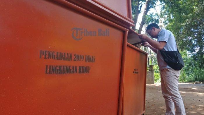 Sempat Ditarik, DLH Bangli Kembali Sediakan Tempat Penampungan Sampah