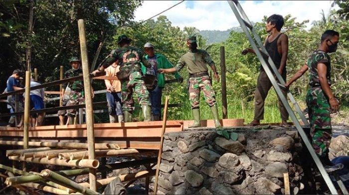 Warga Subak Yeh Tangga Bangli Akhirnya Punya Jembatan Permanen, Tak Khawatir Lagi Ancaman Terisolasi
