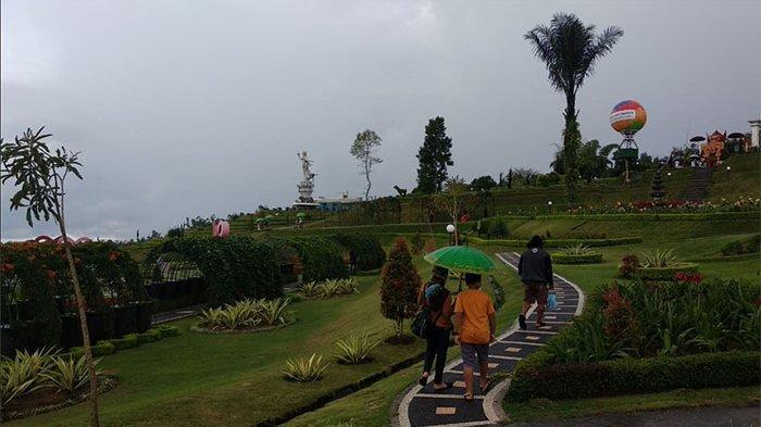 The Blooms Garden Tabanan Target 6.000 Pengunjung di Desember 2020, Tambah Spot Selfie dan Villa