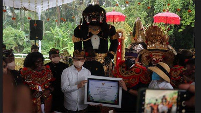 Desa Carangsari Badung Masuk 50 Besar Nominasi Desa Wisata Indonesia Bangkit Dikunjungi Menparekraf