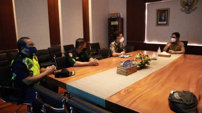 Sekda Badung Adi Arnawa Dukung MUSWIL V RAPI Wilayah 07 Badung