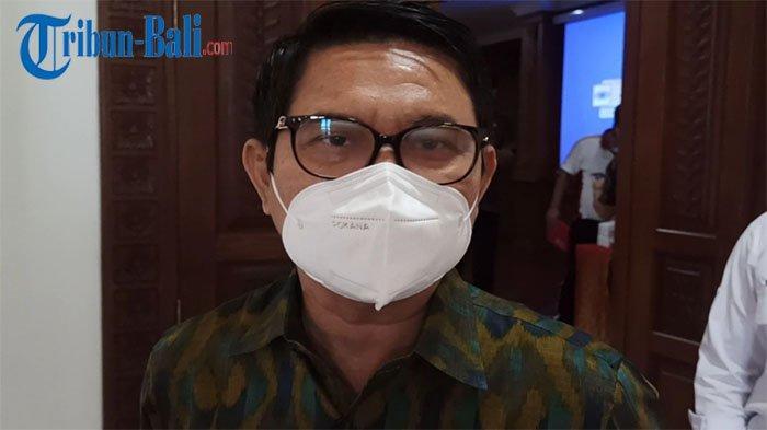 Sekda Adi Arnawa: Anggaran untuk BST PPKM Darurat Menyesuaikan dengan Jumlah Penerima di Badung