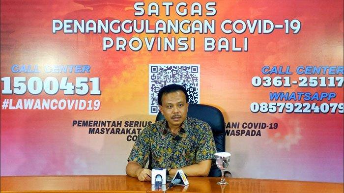 Pemprov Bali Segera Uji Coba Rapid Test, Kelompok Ini yang Diprioritaskan untuk Dites