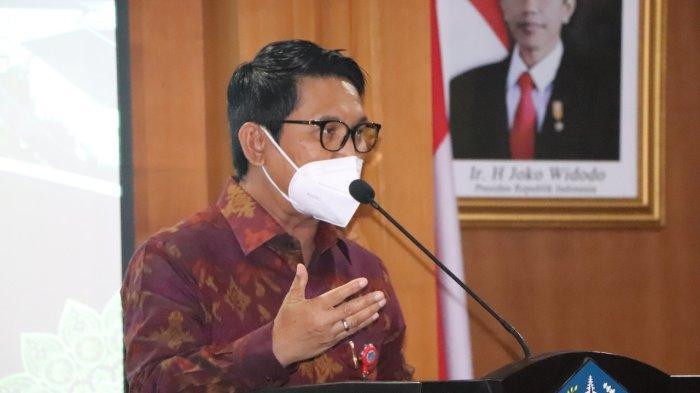 Komitmen Dukung Partai Politik, Sekda Badung Tandatangani Berita Acara Serah Terima Bantuan Parpol