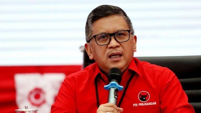 Tolak Masa Jabatan Presiden Tiga Periode, Hasto Sebut PDI-P Sejak Awal taat Konstitusi