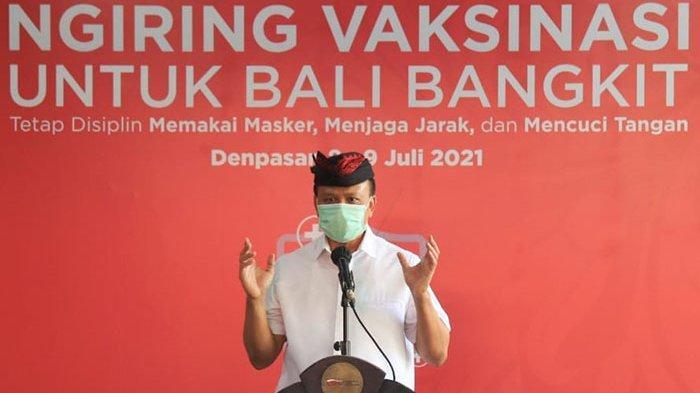 Pemprov Bali Putuskan Setop Sementara Layanan Vaksinasi di Dua Tempat untuk Perbaiki Sistem Layanan