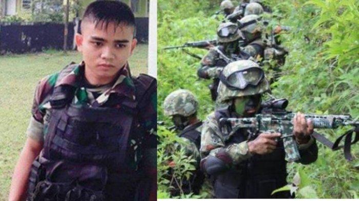 Tentara Ganteng, Pratu Ida Bagus Putu Gugur dalam Pengabdian di Papua, Si Sulung Penjual Nasi Goreng