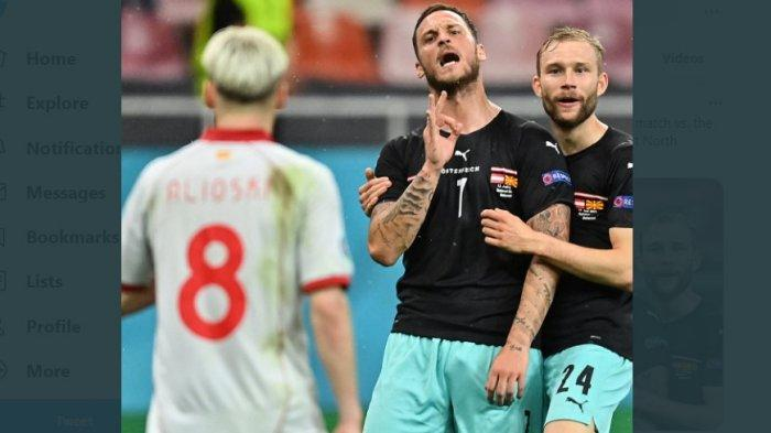 Inilah Akibat Bertindak Rasis, Marko Arnautovic Dapatkan Hukuman Larangan Bermain dari UEFA