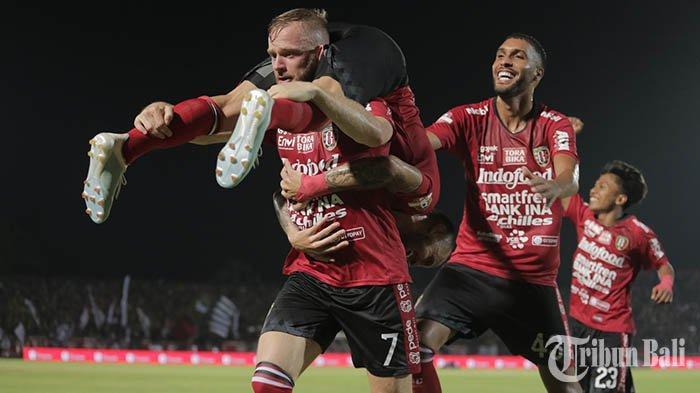 Persib Bandung Vs Bali United - Teco Minta Serdadu Tridatu Tidak Kebobolan dari Maung Bandung