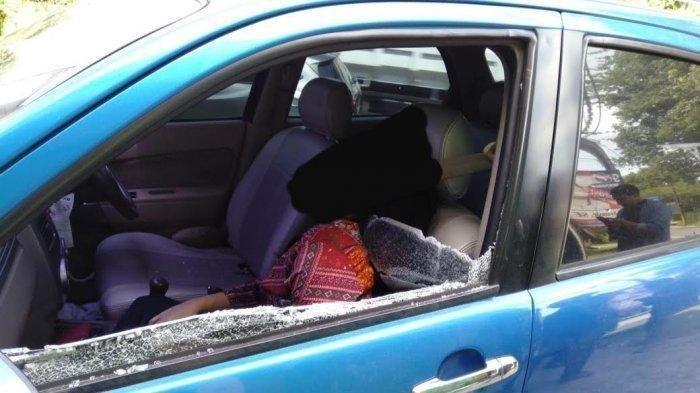Saat Kencan, Wanita ini Kencing di Mobil, Berakhir dengan Pembunuhan, Leher Terlilit Seatbelt