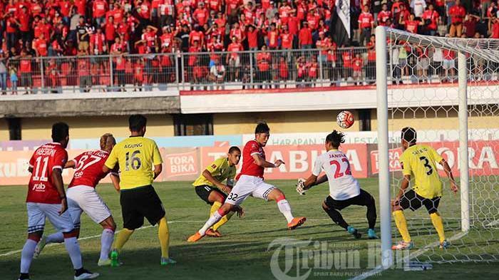 Ini Jadwal Keberangkatan Bali United ke Balikpapan