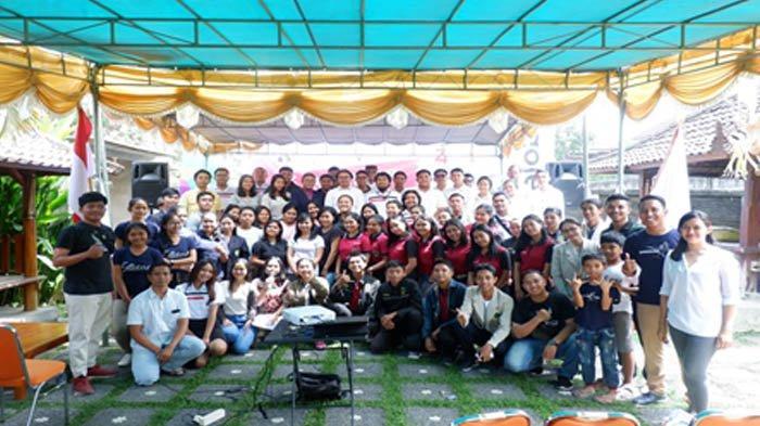 Aliansi Pemuda Hindu Bali dan Sanggar Dadi Tabanan Gelar Seminar Entrepreneur
