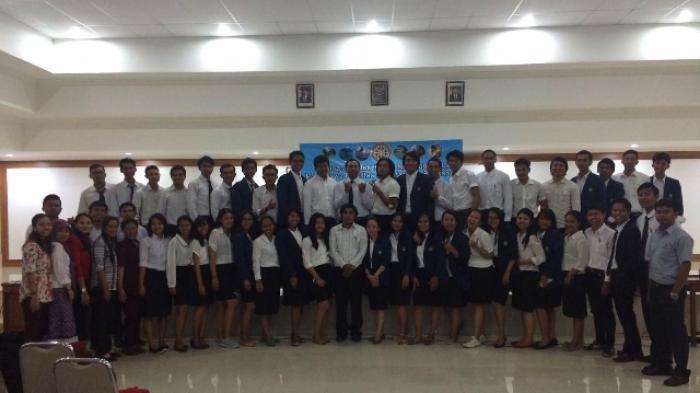 Pertama Kalinya, Mahasiswa FKP Unud Gelar Seminar PKL