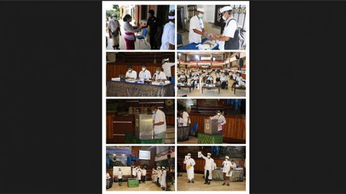 Senat Universitas Udayana Tetapkan Tiga Calon Rektor Periode 2021-2025 Lewat Proses Penyaringan