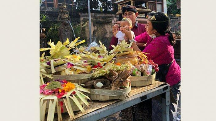 Otonan di Bali, Berikut Tata Cara Prosesi Otonan yang Baik dan Benar