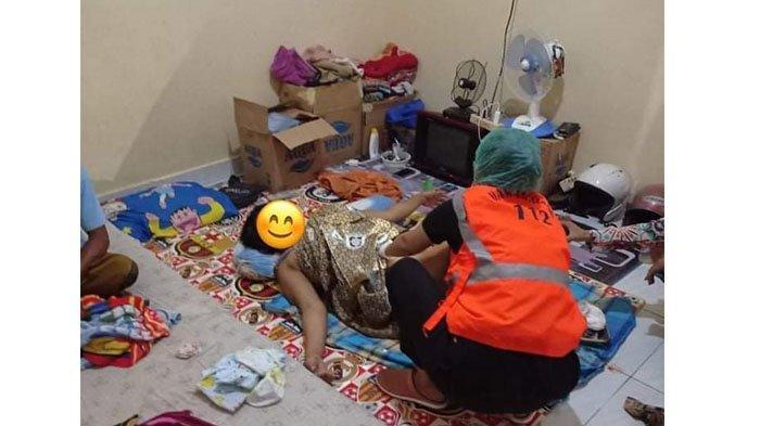 Seorang Ibu Brojol di Kos Denpasar, Kondisi Gawat Darurat Partus Lapangan, Sang Bayi Selamat