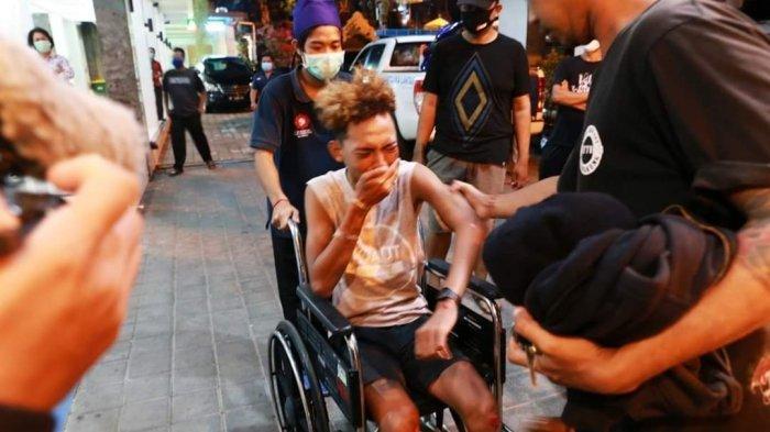 Sekelompok Remaja di Klungkung Gelar Balapan Liar, Dua Orang Alami Kecelakaan