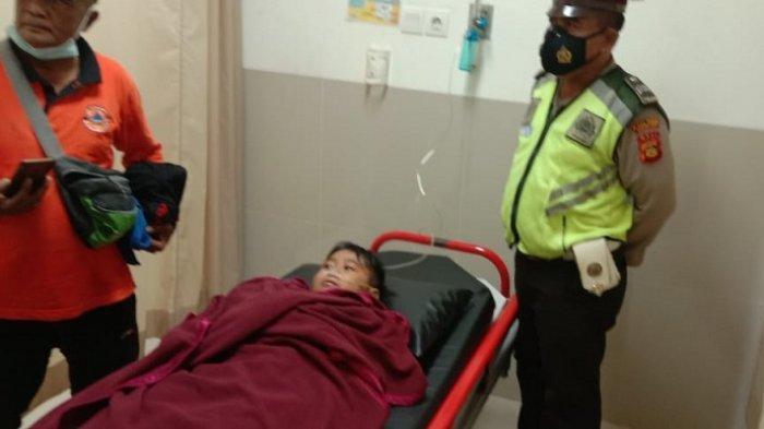Anak yang Selamat dalam Kecelakaan di Sungai Petanu Sempat Ditanya di Mana Ibu dan Neneknya