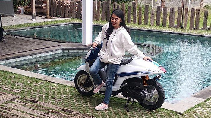 Honda Genio Lincah Susuri Kepadatan Kota, Tempuh Jarak 74 Km Hemat Bensin