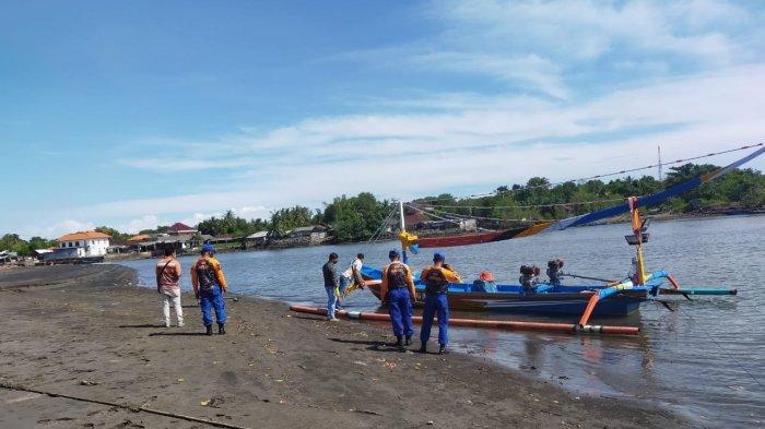 Seorang Nelayan Hilang di Perairan Desa Perancak Jembrana, Eddy: Sampai Sekarang Belum Ditemukan