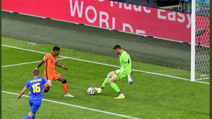 Babak Pertama Belanda vs Ukraina, Belanda Dominasi Pertandingan Namun Belum Ada Gol