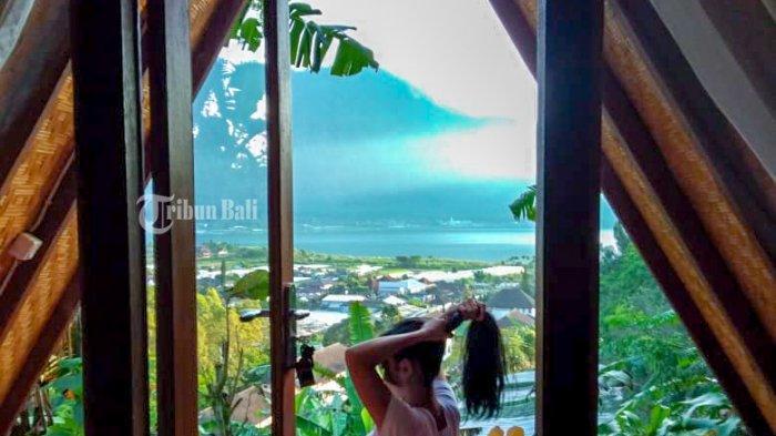 Staycation Murah di Ecocamp Bedugul, Nuansa Klasik dengan View Danau Beratan