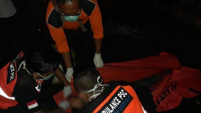 BREAKING NEWS: Perempuan 65 Tahun Tewas Kecelakaan di Jalan Tukad Balian Denpasar