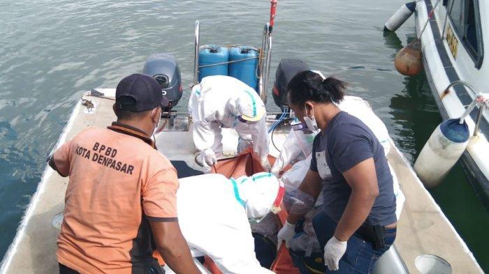 Seorang Pria Ditemukan Tewas Tergantung di Kapal Nelayan di Perairan Laut Pelabuhan Benoa Denpasar