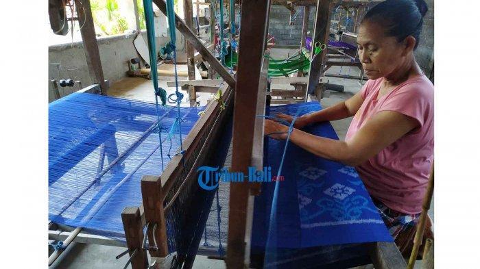 Klungkung Bali Miliki 3 Jenis Kain Tenun Tradisional, Pemkab Berencana Beri Pelatihan Penenun Lokal